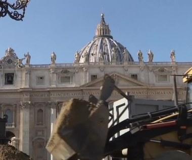 700 ton piasku. W Watykanie powstanie wyjątkowa szopka bożonarodzeniowa