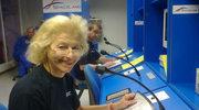 72-letnia aktorka poleci w kosmos