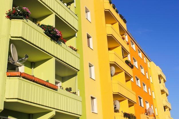 73 proc. poszukujących chciałoby kupić mieszkanie z balkonem /© Panthermedia