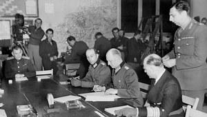 74 lata temu podpisano akt bezwarunkowej kapitulacji Niemiec