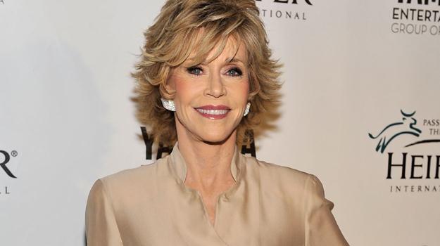 74-letnia Jane Fonda wciąż jest w doskonałej formie / fot. Jerod Harris /Getty Images/Flash Press Media