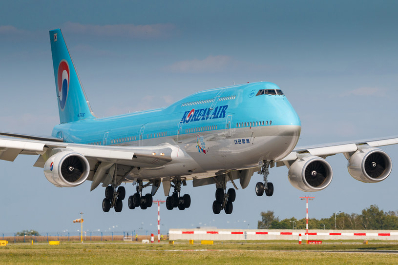 747-8 Jumbo jet /123RF/PICSEL