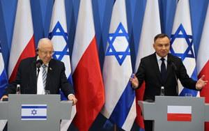 75 lat od wyzwolenia Auschwitz-Birkenau. Wspólne wystąpienie prezydentów Polski i Izraela