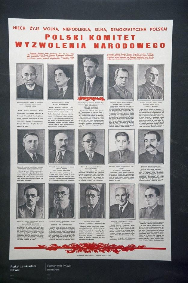 75 lat temu ogłoszono powstanie Polskiego Komitetu Wyzwolenia Narodowego /Wojciech Stróżyk /Reporter