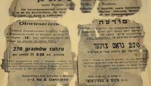75 lat temu ukryta została część Archiwum Ringelbluma