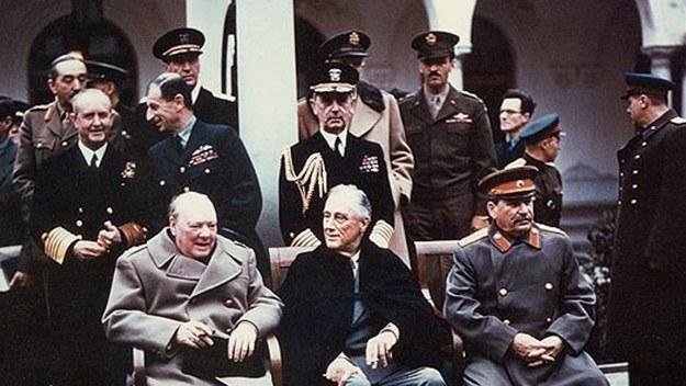 75 lat temu zakończyła się Konferencja w Jałcie