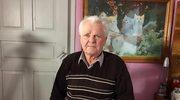 77-letni mężczyzna twierdzi, że jest chrześniakiem Adolfa Hitlera