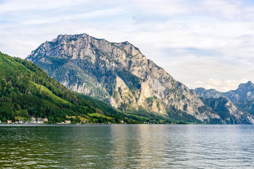 78-latka przeżyła upadek ze 150 metrów w Alpach /123RF/PICSEL
