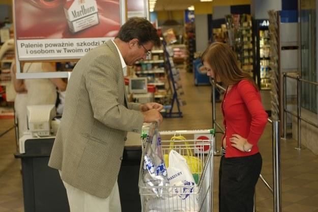79 proc. Polaków deklaruje, że na zakupy chodzi nie dłużej niż 10 minut /© Bauer
