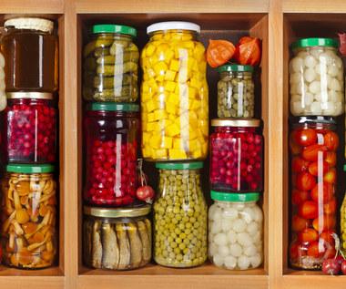 8 bezpiecznych sposobów przechowywania żywności