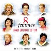 muzyka filmowa: -8 Femmes