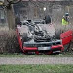 8-latek ranny w wypadku w Kamieniu Pomorskim opuścił szpital