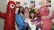 8-letnia córka Dave'a Grohla zagrała z Foo Fighters