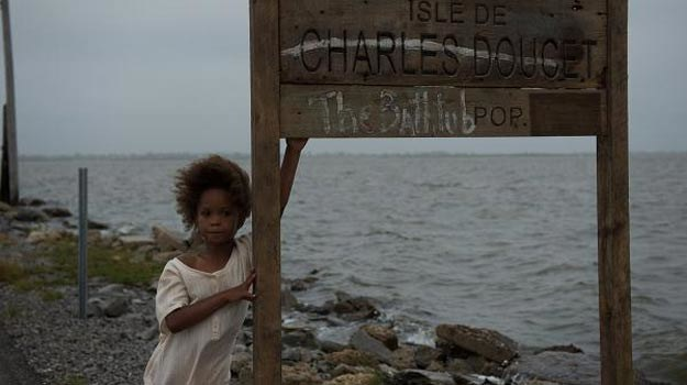 "8-letnia Quvenzhané Wallis to aktorskie odkrycie ""Bestii..."" /materiały dystrybutora"