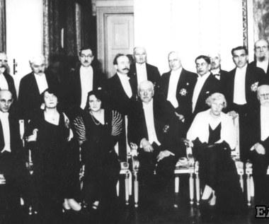 8 listopada 1933: Utworzono Polską Akademię Literatury