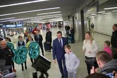 8-milionowy pasażer lotniska w Balicach