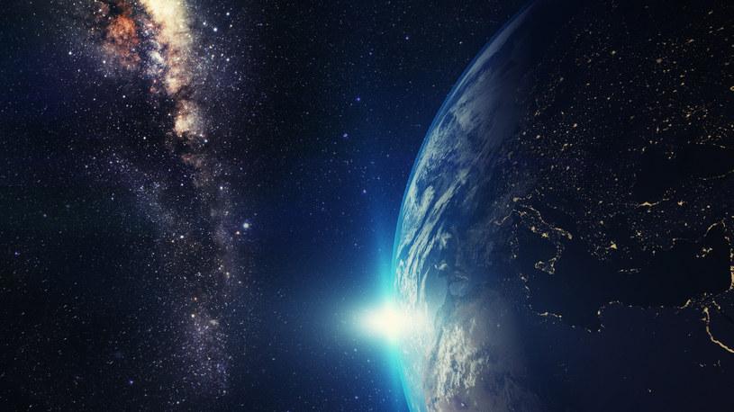 8 mld lat temu Droga Mleczna zderzyła się z galaktyką Gaia Sausage /123RF/PICSEL