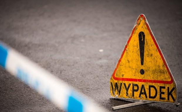 8 rannych w wypadku na DK6. Uczestniczyły w nim 4 osobówki i rowerzyści
