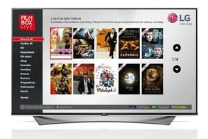80 filmów Ultra HD od LG i FilmBox Live
