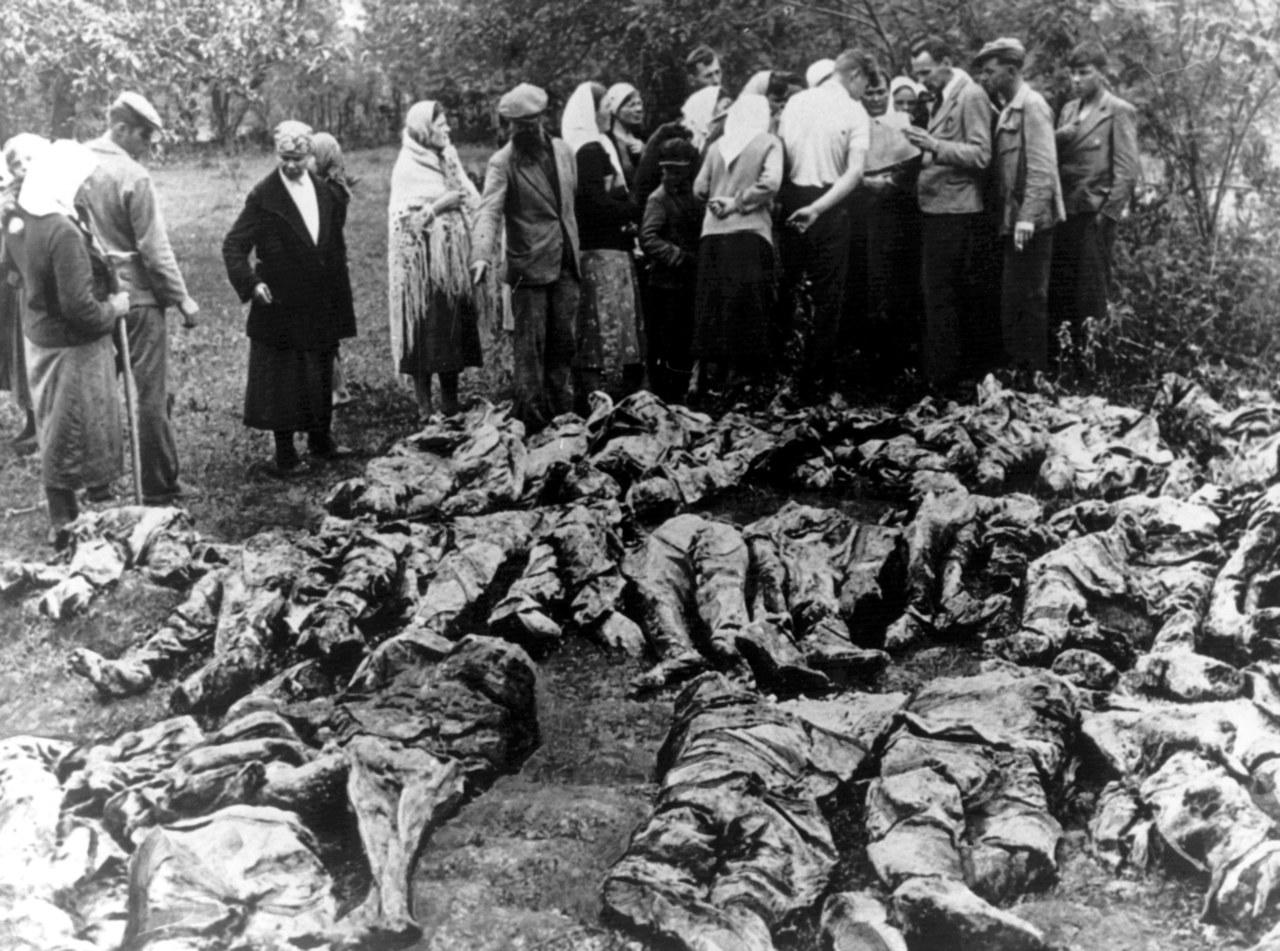 80 lat temu Stalin wydał rozkaz wymordowania polskich jeńców w Katyniu. Ria Novosti: Wina Związku Radzieckiego jest wątpliwa