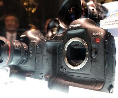 80 milionów aparatów Canon serii EOS