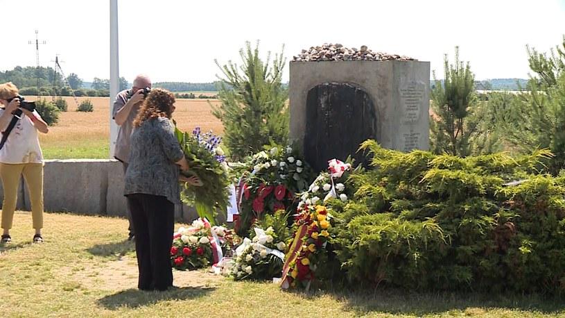 80. rocznica mordu Żydów w Jedwabnem /Polsat News
