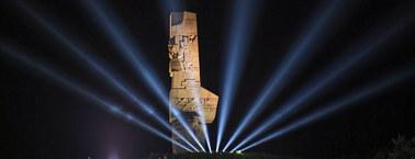 80. rocznica wybuchu II wojny światowej: Poranne obchody w Wieluniu i na Westerplatte