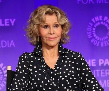 82-letnia Jane Fonda ma dość mężczyzn