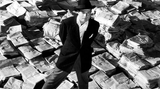 """861 tysięcy dolarów kosztował Oscar, którego Welles otrzymał za """"Obywatela Kane'a"""" /materiały prasowe"""