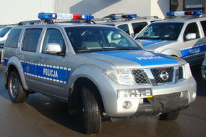88 policyjnych pathfinderów
