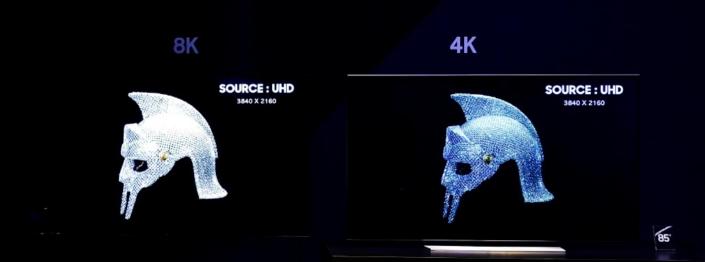 8K a 4K - poprawa jakości obrazu /materiały prasowe