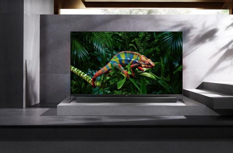 8K QLED TV z serii TCL X91 /materiały prasowe