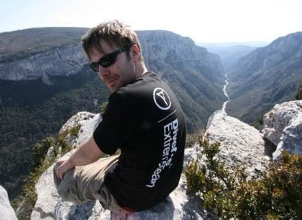 9 dni, 5500 km, 5 różnych exit-pointów, 30 skoków - od 250 m do 800 m.../fot. Maciek Szafnicki /