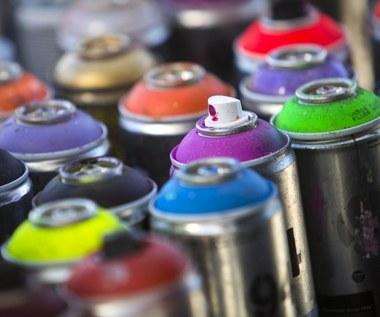 9 sposobów na wykorzystanie farby w sprayu