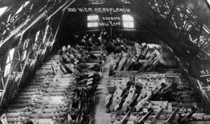 9 stycznia 1919 r. Powstańcy wielkopolscy bombardują niemieckie lotnisko we Frankfurcie nad Odrą