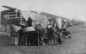 9 września 1944 r. Rozpoczęto akcję przesiedlania Polaków z zachodniej Ukrainy