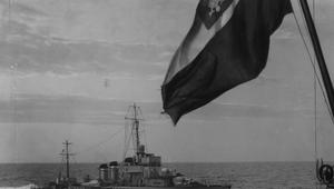 "90 lat temu zwodowano ORP ""Wicher"""