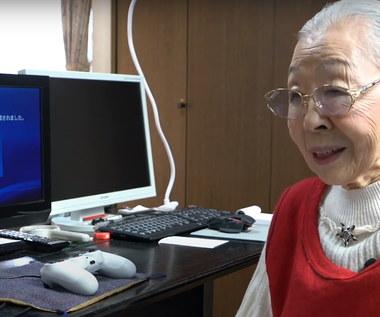 90-latka z Japonii dorabia jako youtuberka