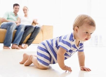 91% młodych tatusiów uważa, że udana rodzina jest ich największym życiowym sukcesem /© Panthermedia