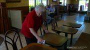 92-latka z Iowy najstarszym pracownikiem MCDonalda