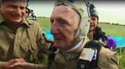 93-letni spadochroniarz skoczył nad Normandią. Tak jak przed 70 laty