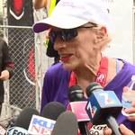 """94-latka przebiegła półmaraton. """"Nie wiem, dlaczego ludzie się dziwią"""""""