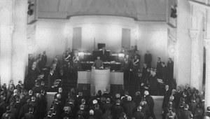 95 lat temu wybrano pierwszy parlament niepodległej Polski