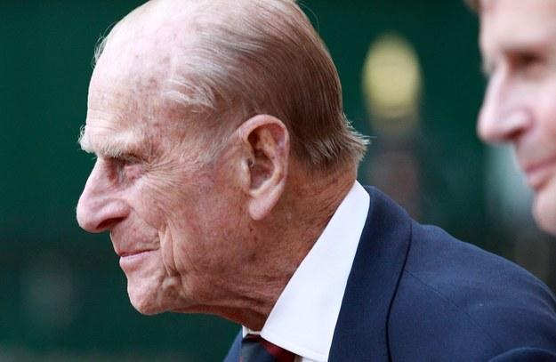 95-letni książę Filip /SEAN DEMPSEY /PAP/EPA