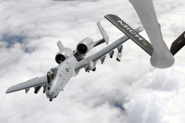 A-10C Thunderbolt II       Fot. U.S. Air National Guard photo/Master Sgt. David Kujawa /materiały prasowe