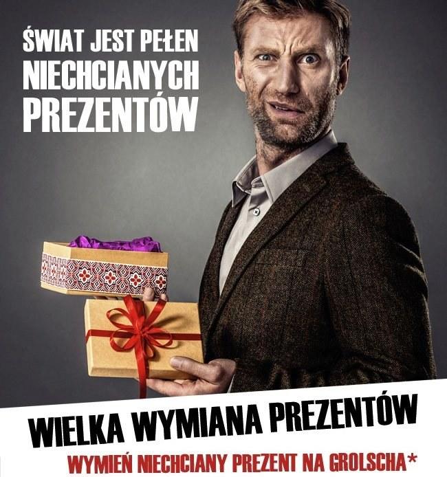 A czy ty dostałeś kiedyś prezent, który niezbyt cię ucieszył? /materiały prasowe