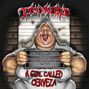 Tankard: -A Girl Called Cerveza