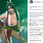 A.K.WIRRU: Rodzynek w świecie cosplay