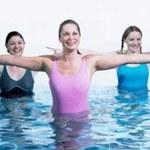 A może aqua aerobic?