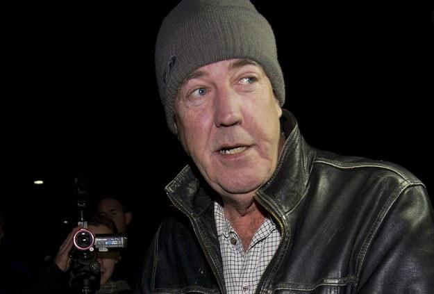 """A może by tak zaproponować bezrobotnemu Jeremy'emu Clarksonowi zajęcie w Polsce? Na przykład opustoszałe nagle stanowisko szefa """"Faktów"""" w telewizji TVN? /AFP"""